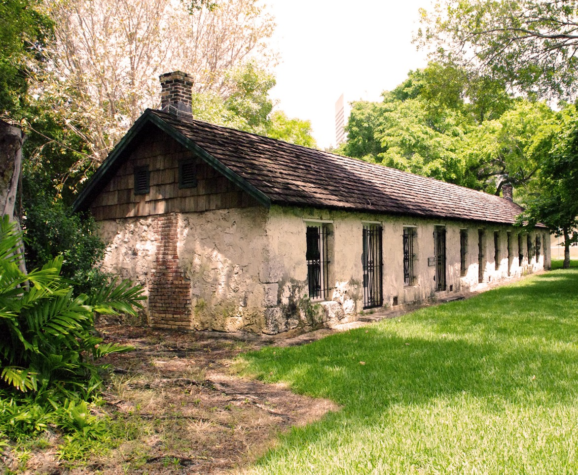 The Wm.English Slave Plantation Longhouse | Hidden History Miami on